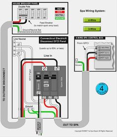 Wiring Diagram Connies in 2019 Spa tub, Tub cover, Spa