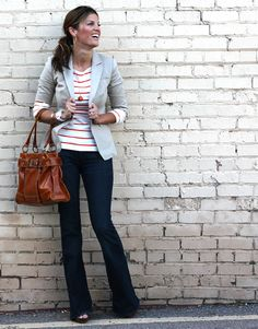Marionberry Style - cute casual yet bit dressy look