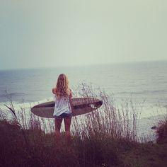Surfing Montauk - Cloud9Customs surfboard