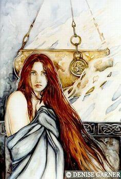 Ceridwen by Denise Garner