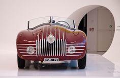 Stanguellini 1100 S in Enzo Ferrari Museum, Modena