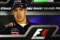 Sebastian Vettel - F1 Grand Prix of Abu Dhabi: Previews