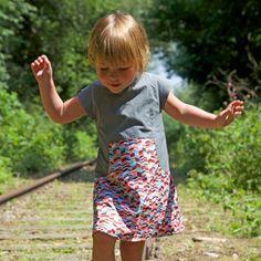 The Louisa dress (children) pdf sewing pattern