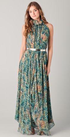 Salini Iris Gown
