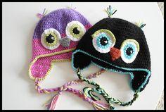 Svarta Fåret : Virkad korg i Home Sweet Home Doily Patterns, Crochet Patterns, Owl Hat, Textiles, Handmade Baby, Doilies, Hats For Women, My Little Pony, Pikachu