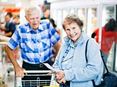 Extreme Couponing Tip: Save with Senior Discounts at the Grocery Store