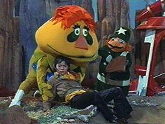 R. Pufnstuf is trying to figure out how to get the two back where they belong…