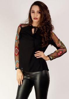 Lady, Long Sleeve, Sleeves, Tops, Women, Fashion, Moda, Long Dress Patterns, Fashion Styles