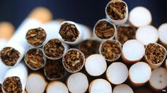 Smoking 'causes hundreds of DNA changes' - The authors found that, on average, smoking a packet of cigarettes a day led to: ■   150 mutations in each lung cell every year ■   97 in the larynx or voice box ■   23 in the mouth ■   18 in the bladder  ■   six in the liver