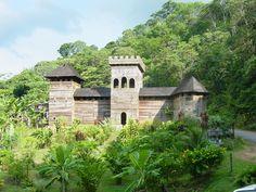 Château de Cacao  Guyane Française