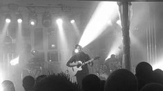 Newton Faulkner playing live in Cornwall