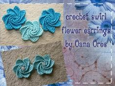 These Lovely Crochet Earrings Add the Perfect Pop of Color to Any Outfit – Crafty House