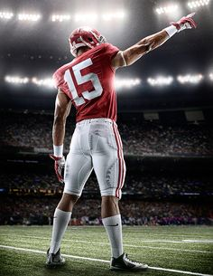 Alabama football photography by Matt Lange