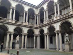 Pinacoteca di Brera. #breath #amazing