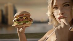 Carl's Jr. | The Most American Thickburger Commercial