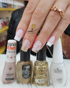 Bling Nails, Fun Nails, Beauty Nails, Hair Beauty, Gorgeous Nails, Amazing Nails, Manicure And Pedicure, Opi, Nail Art Designs