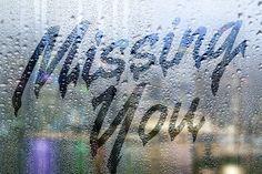 Create a text on a Foggy Rainy Window in Photoshop Tutorial