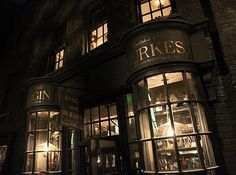 You'll find the vanishing cabinet at Borgin and Burkes in Knockturn Alley. If you listen closely, you'll hear a bird chirping. | 29 Tips To Make Your Day Magical At The Wizarding World Of Harry Potter