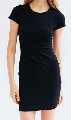simple sleek tee shirt dress  http://rstyle.me/n/vnevspdpe