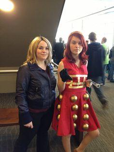Rose Tyler Cosplay  Journeys End  The Stolen Earth  Turn Left  Doctor Who  https://www.facebook.com/RoseTheBadWolf