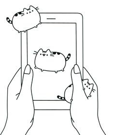 Nyan Cat Coloring Pages Limited Nyan Cat Coloring Pages Modest Minecraft Page 1860 Unknown Pusheen Coloring Pages, Cat Coloring Page, Halloween Coloring Pages, Cartoon Coloring Pages, Coloring Book Pages, Printable Coloring Pages, Nyan Cat, Coloring Sheets For Kids, Adult Coloring