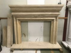 CARVED FRENCH STYLE LARGE ESTATE FIREPLACE MANTEL - JD81 Marble Fireplace Mantel, Marble Fireplaces, Fireplace Mantels, French Oak, Ceiling Light Fixtures, Architectural Salvage, French Style, French Antiques, Carving