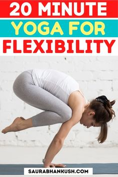 I do yoga for flexibility everyday in my morning routine, and they make me feel flexible and fit. These are my 20 minutes yoga poses for flexibility which I do. Lose Thigh Fat Fast, Cat Cow Pose, Beginner Yoga Workout, Upward Facing Dog, Thigh Muscles, Facial Exercises, Yoga For Flexibility, Yoga Poses For Beginners, Best Yoga