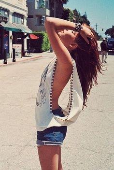 Summer Fashion  (theweeknd_xo)