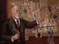Dr. Cornelius Rose: Criminal Profiler