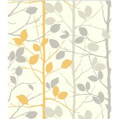 Find Arthouse Woodland Grey & Yellow Wallpaper at Homebase. Visit your local store for the widest range of paint & decorating products. Vintage Flowers Wallpaper, Flower Wallpaper, Kitchen Wallpaper, Wall Wallpaper, Yellow Grey Wallpaper, Grey Wallpaper For Living Room, Silver Wallpaper, Tree Branch Wallpaper, Grey Yellow