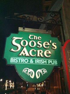The Goose's Acre - Bistro and Irish Pub - The Woodlands, TX