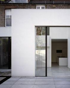 .A bright modern extension