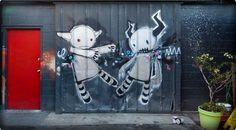 Ryuichi Ogino - Street-art et Graffiti | FatCap