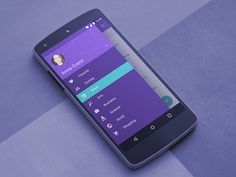 Keeplink app Material design