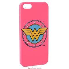 Obudowa Wonder Woman - iPhone 5/5S
