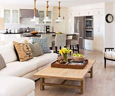 Arranging Furniture With A Corner Fireplace - Brooklyn Berry Designs