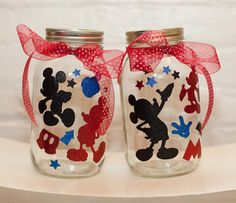 Jars to make to save for Disney