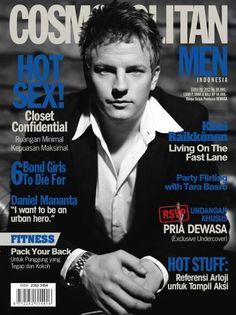 Cosmopolitan Men Indonesia III/2012.