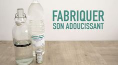 Fabriquer son adoucissant écologique [DIY] Water Bottle, Homemade, Drinks, Home, Soaps, Diy Home, Pee Smell, Drinking, Beverages