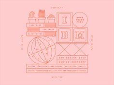 Bootcamp! by Zak  Crapo #Design Popular #Dribbble #shots
