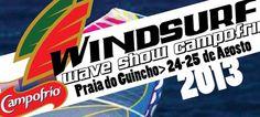 Praia do Guincho recebe o Windsurf Wave Show Campofrio