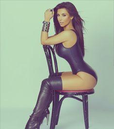 i want a leather one piece. i have a leather bikini