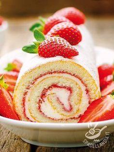Impasto per Waffels Italian Desserts, Sweet Desserts, Sweet Recipes, Dessert Recipes, Muffins Light, Sweet Cooking, Torte Cake, Sweet Cakes, Cake Cookies