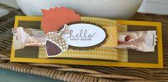 klikaklakas kreativer kram: Amicelli herbstlich verpackt