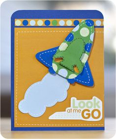 Rugged All Boy Additions #Scrapbooking Card from Creative Memories    http://www.creativememories.com