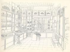 Aurora Altisent. Revisión Interior: Herboristería del Rey – Barcelona