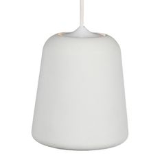 Material lamp, Concrete White