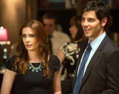Grimm - Season 2: Juliette and Nick
