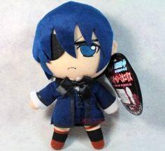Black Butler Doll Merchandise | .com: New Black Butler Kuroshitsuji Ciel Phantomhive Anime Plush Doll ...