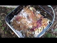 How to Bokashi your food waste - YouTube